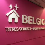 3d letters belgica